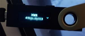 XMR 앱 활성화